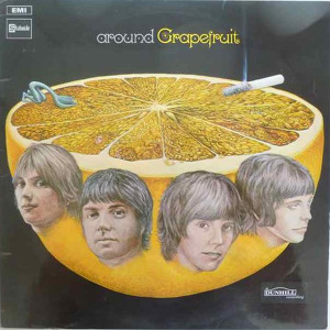 Grapefruit Around Grapefruit