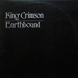 King Crimson Earthbound