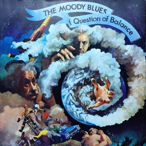 Moody Blues A Question Of Balance