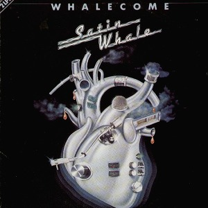 Satin Whale Whalecome