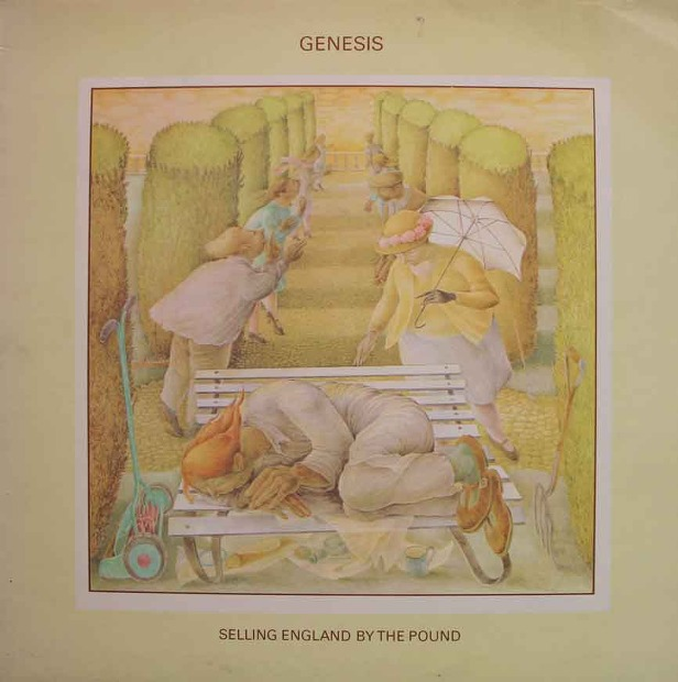 Genesis - Selling England By The Pound (UK 1973)