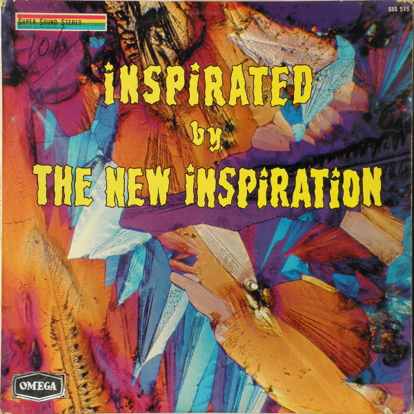 New Inspiration - Inspirated By The New Inspiration (Belgium 1968)