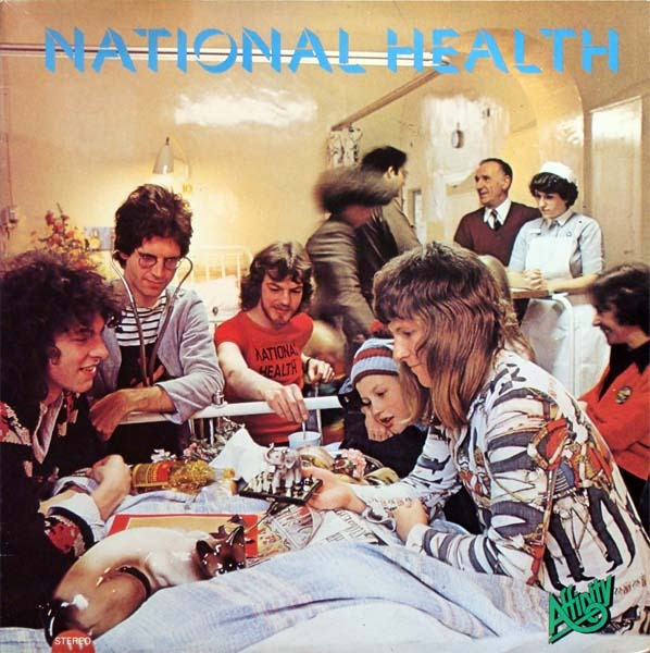 National Health - National Health (UK 1978)