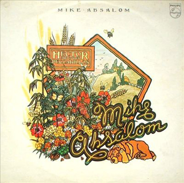Mike Absalom - Hector And Other Peccadillos (UK 1972)