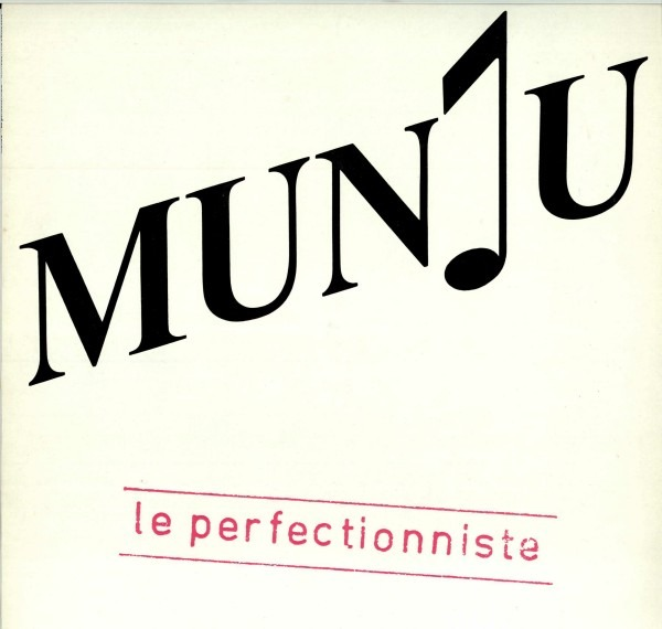 Munju - Le Perfectionniste (Germany 1984)