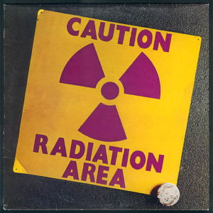 Area Caution Radiation Area
