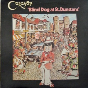 Caravan Blind Dog At St. Dunstans